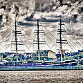 Hdr Tall Ship Boat Pirate Sail Sailing Photography Gallery Art Image Photo Buy Sell Sale Picture  by Pictures HDR