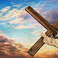 He has Risen Print by Darren Fisher
