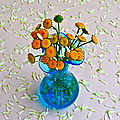He Loves Me Bouquet by Frozen in Time Fine Art Photography