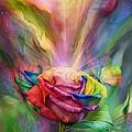 Healing Rose by Carol Cavalaris