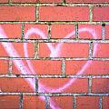Heart Graffiti by Tom Gowanlock