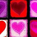 Hearts by Cindy Edwards