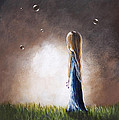 Heaven Heard Her Prayers Tonight By Shawna Erback by Shawna Erback