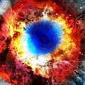 Helix Nebula by Dan Sproul