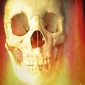 Hell Fire Print by Edward Fielding