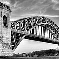 Hell Gate Bw by JC Findley