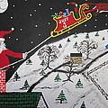Help Santa's Stuck by Jeffrey Koss