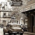 Hemingway Hangout Sepia