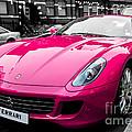 Her Pink Ferrari by Matt Malloy