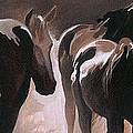 Herd Of Horses by Natasha Denger