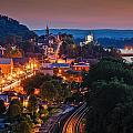 Hermann Missouri - A Most Beautiful Town by Tony Carosella