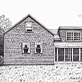 Hettinger Family Farm by Michelle Welles