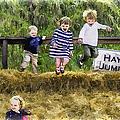 Hey Jump by John Haldane