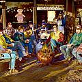 Hillbilly Happy Hour by Anne Goetze