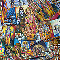 Hindu Deity Posters by Tim Gainey