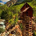 Historic Colorado by Adam Jewell