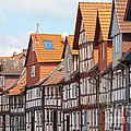 Historic Houses In Germany by Heiko Koehrer-Wagner