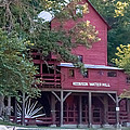 Hodgson Water Mill by Leroy McLaughlin