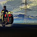 Hog Rider by Dieter Carlton