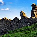 Hoher Stein Kraslice Czech Republic by Aged Pixel