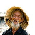 Hoi An Fisherman by David Smith