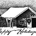 Holiday Barn by Joy Bradley