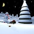 Holiday Falling Star by Cynthia Decker