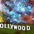 Hollywood 2 - Home Of The Stars By Sharon Cummings by Sharon Cummings