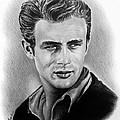 Hollywood Greats James Dean by Andrew Read