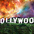 Hollywood - Home Of The Stars By Sharon Cummings by Sharon Cummings