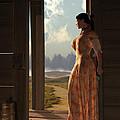 Homestead Woman by Daniel Eskridge