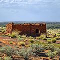 Homolovi Ruins State Park Az by Christine Till