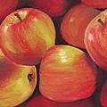 Honeycrisp Apples by Anastasiya Malakhova