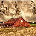 Hoop Dreams by Charles Ott