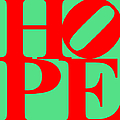 Hope 20130710 Red Green by Wingsdomain Art and Photography