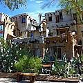 Hopi-Inspired Pueblo