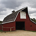 Horse Barn by Guy Shultz