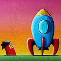 House Builds A Rocketship by Cindy Thornton