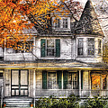 House - Classic Victorian by Mike Savad