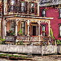 House - Country Victorian by Mike Savad