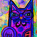 House Of Cats Series - Paws by Moon Stumpp