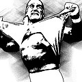 Hulk Hogan By Gbs by Anibal Diaz