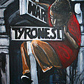 I Live On T.y.r.o.n.e St. Between Hart St. by Tyrone Hart