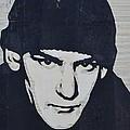 Ian MacKaye Print by Allen Beatty