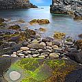 Iceland Rocky Coast Landscape by Dirk Ercken
