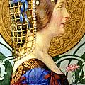 If One Could Have That Little Head Of Hers by Eleanor Fortescue Brickdale
