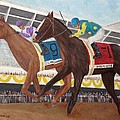 I'll Have Another Wins Preakness by Glenn Stallings