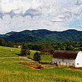 Impressionist Farming by John Haldane