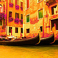 Impressionistic Photo Paint Gs 007 by Catf