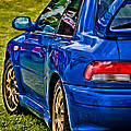 Impreza 22b by Phil 'motography' Clark